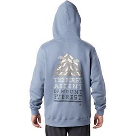 Mountain Hardwear Hotel Basecamp Sweat à capuche Homme, light zinc